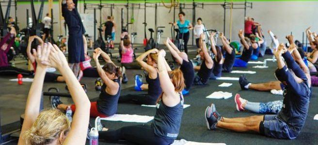 Få inspiration til holdtræning i fitness